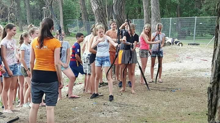 Boogschieten Outdoor Schoolkamp Nederland.jpg